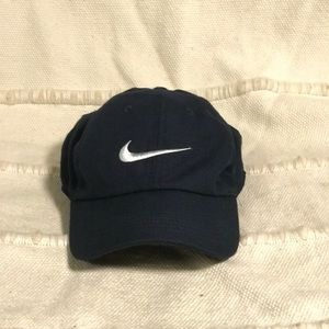 Nike Navy Blue DriFit ball cap